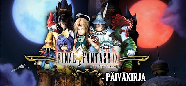 Final Fantasy IX -päiväkirja osa 11: Perhesuhteet