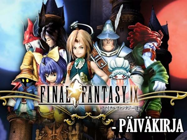 Final Fantasy IX -päiväkirja osa 3: Zidane ja Garnet