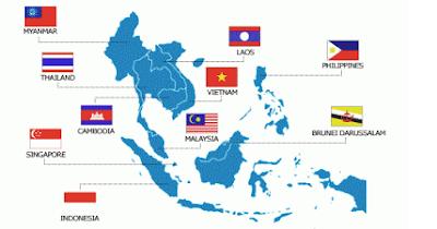 Pengertian, Dibentuknya dan Tujuan Didirikan ASEAN