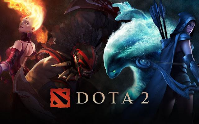 dota2 poster