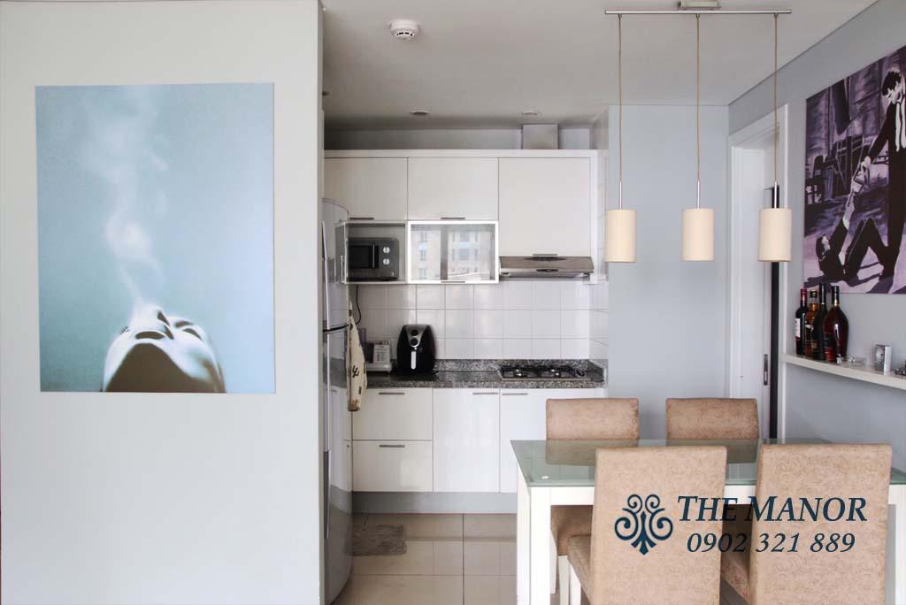 Siêu hot bán căn hộ Manor giá rẻ 2PN full nội thất view Bitexco - hình 8