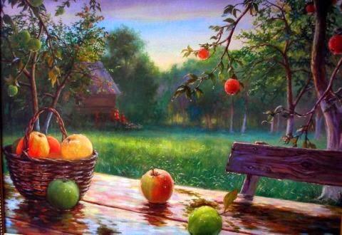 Вот и лето кончается скоро осень