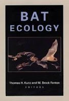 Bat Ecology by Thomas Kunz and Brock Fenton