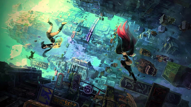 Se retrasa Gravity Rush 2 hasta 2017