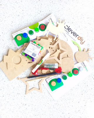 clever diy craft kits