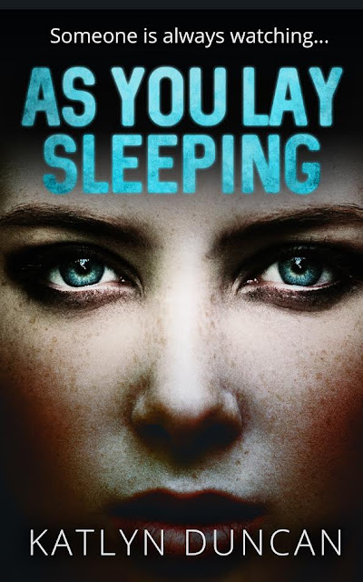 Cover Reveal for #AsYouLaySleeping