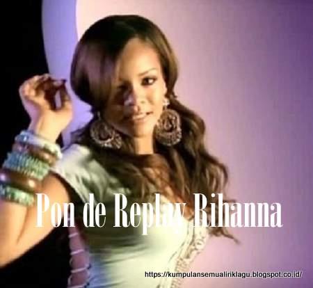 Pon de Replay Rihanna