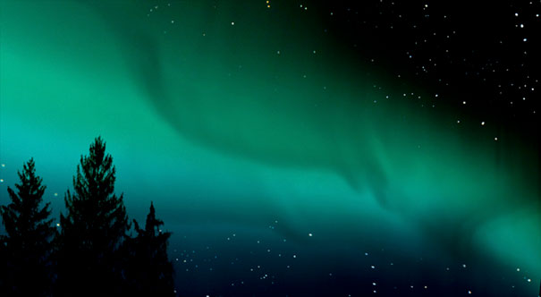 15+ Pics That Show Photography Is The Biggest Lie Ever - Aurora Borealis