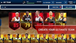 NBA LIVE Mobile Apk Download