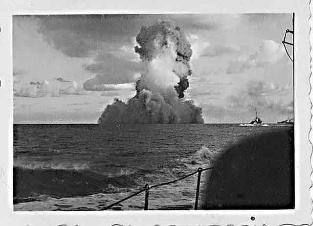 HMS Barham sinking, 25 November 1941 worldwartwo.filminspector.com