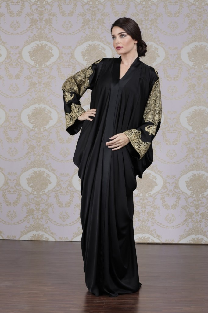 Emoo Fashion: Saudi Abaya Collection 2012