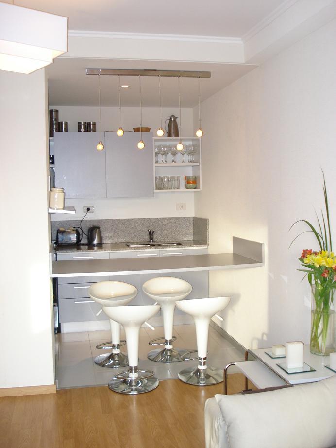 Formas almacen de cocinas elegir una barra para cocina for Cocinas integrales para espacios pequenos
