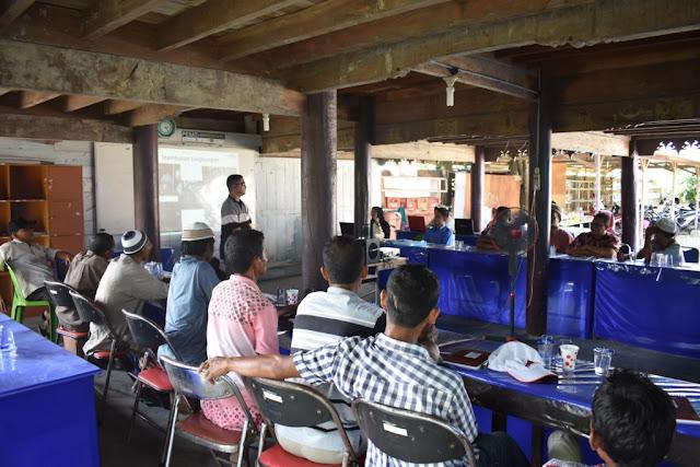 Self Advocacy Untuk DPO Kabupaten Pidie