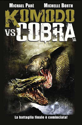 Komodo vs. Cobra.2005. DVD R1 NTSC Sub