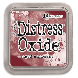 Oxide Ink Pad AGED MAHOGANY