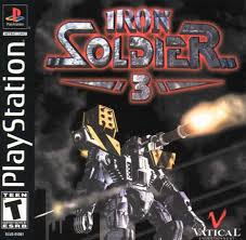 Iron Soldier 3 - PS1 - ISOs Download