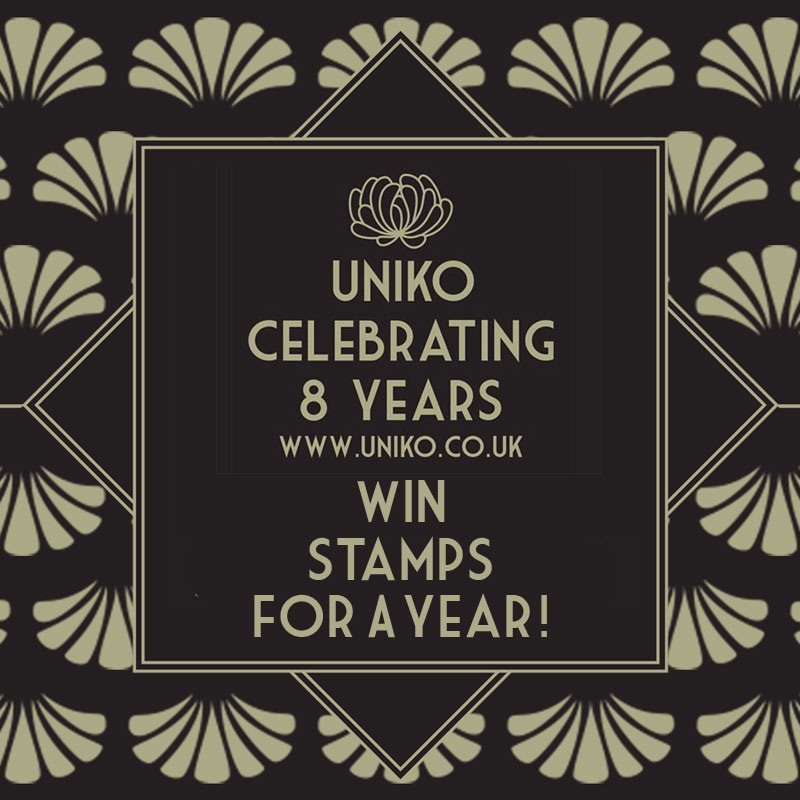Win Stamps For a Year!