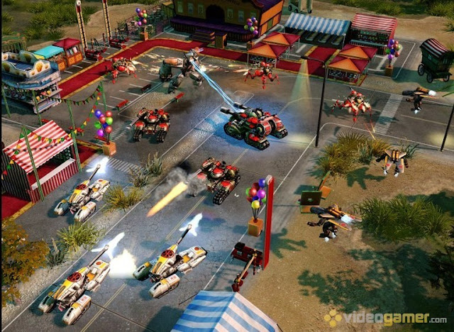 Command and Conquer Red Alert 3 PC Free Download Screenshot 3