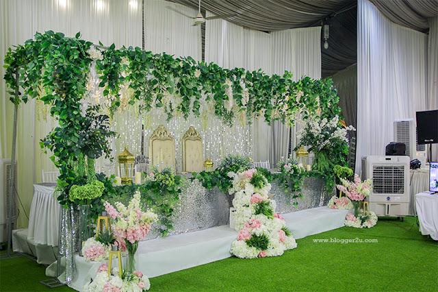 Pakej Perkahwinan MZ Garden Hall Bangi 1