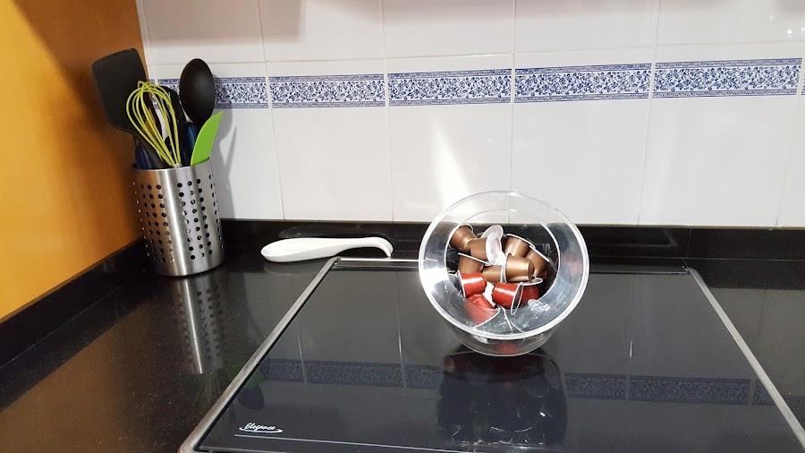Los pequeños detalles que alegran mi cocina