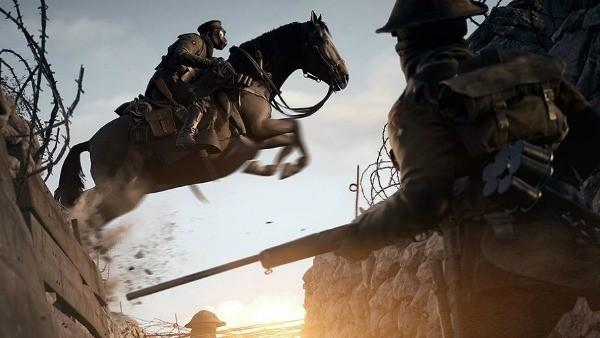 A Electronic Arts confirma que o sucessor de Battlefield 1 já está a caminho e que chegará em 2018.