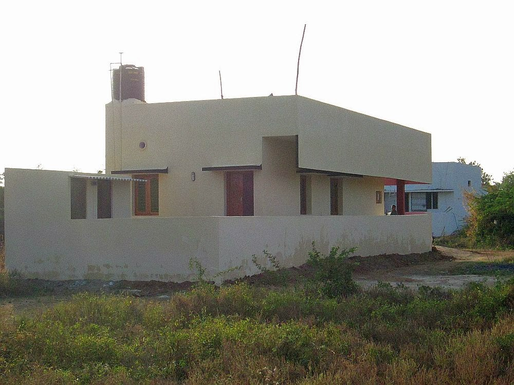 Arunachala Land House Construction Costs