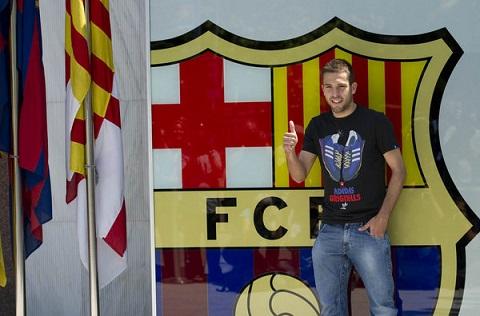 Alba từng là thương vụ hời của Barca