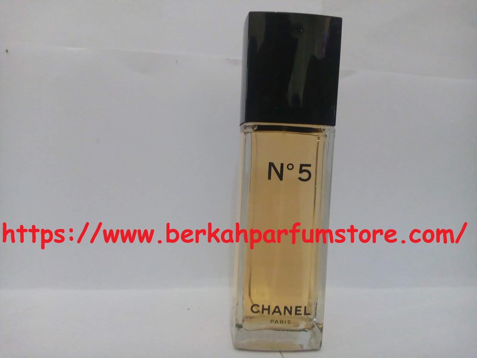 Chanel No 5 Woman