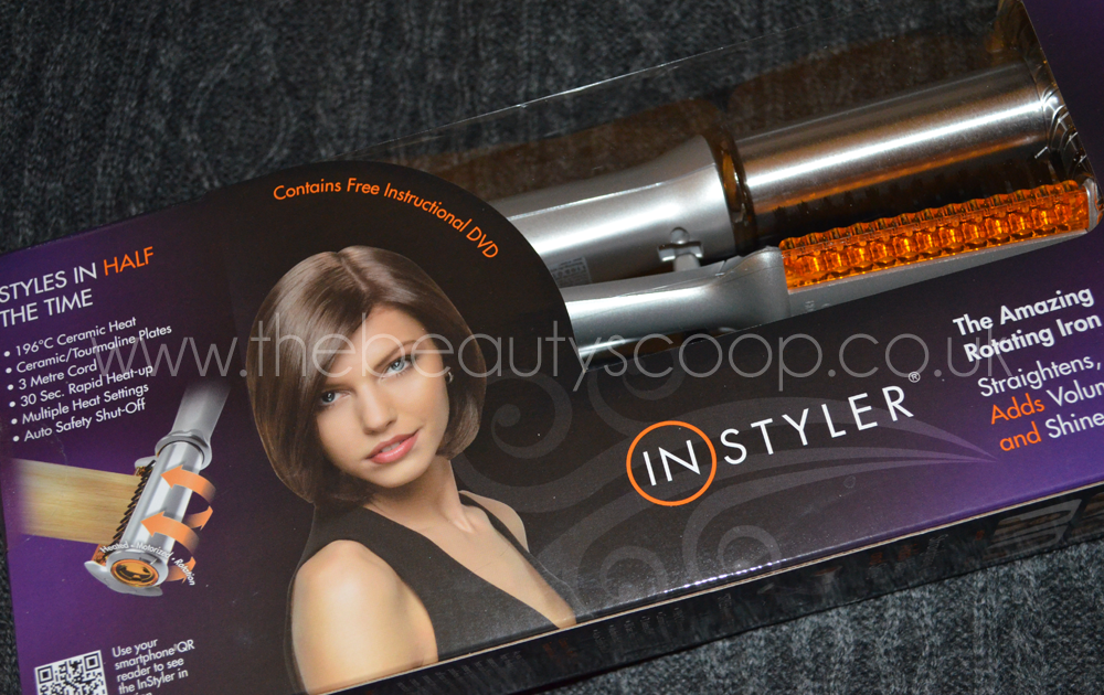 Instyler On C Natural Hair