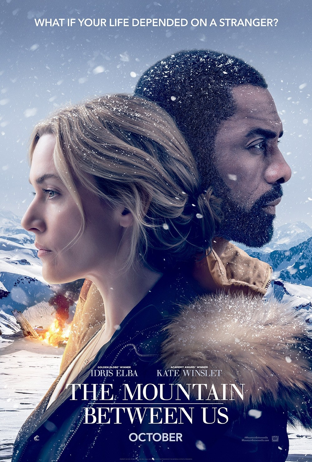 The Mountain Between Us 3 5 Gavels 46 Rotten Tomatoes The Movie Judge
