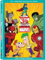 Phineas și Ferb Misiunea Marvel Dublat în Română online
