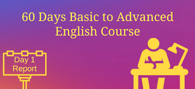 60 days english course