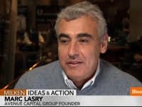 Avenue Capital Marc Lasry to Bloomberg TV: government service isn't feasible