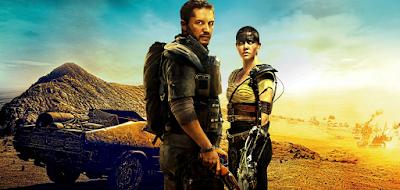 Cea Mai Bună Scenografie: Mad Max: Fury Road