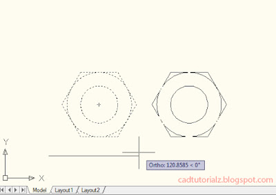 Command copy pada autocad