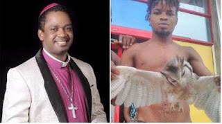 Pasiteri Sam Zuga wo muri Nigeria