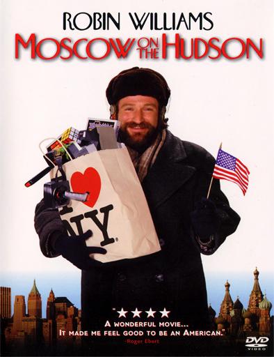 Ver Un ruso en Nueva York (1984) Online