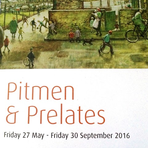 Pitmen & Prelates exhibition at Auckland Castle