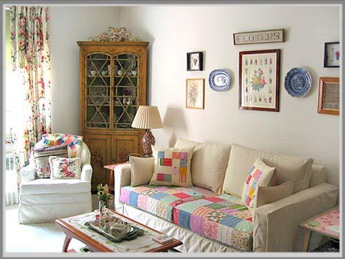 Shabby Chic Dapat Anda Coba Adopsi Ke Dalam Interior Ruang Tamu A Ini Bisa Ciptakan Dengan Menghadirkan Furnitur Antik Dan Unik