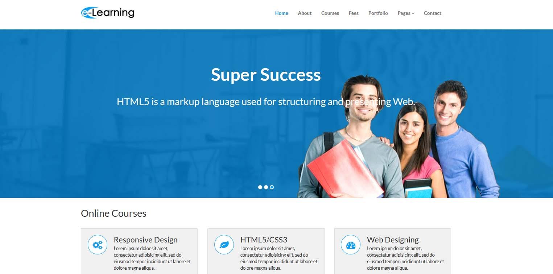 Download Template Website Sekolah. download 939 portrait websites ...