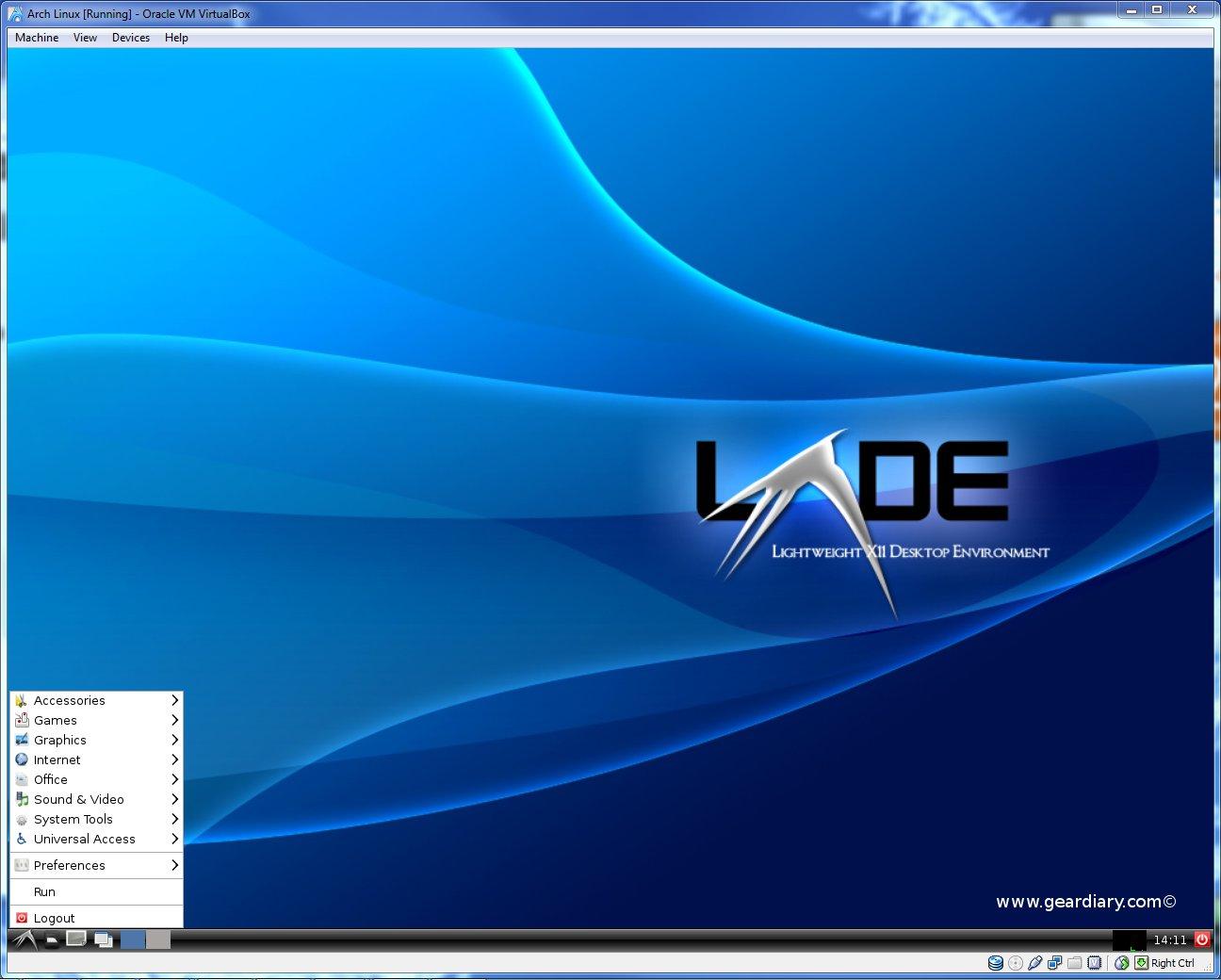 Linux Remote Desktop Server