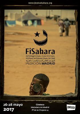Festival Internacional de Cine del Sáhara (FiSahara) en Madrid