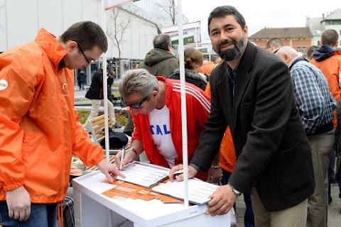 Hidvéghi: több mint 600 ezer aláírás gyűlt össze