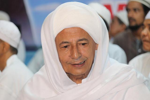 Ini Alasan Cintanya Habib Lutfi untuk NU