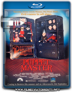 O Mestre Dos Brinquedos Torrent - BluRay Rip 720p Dublado