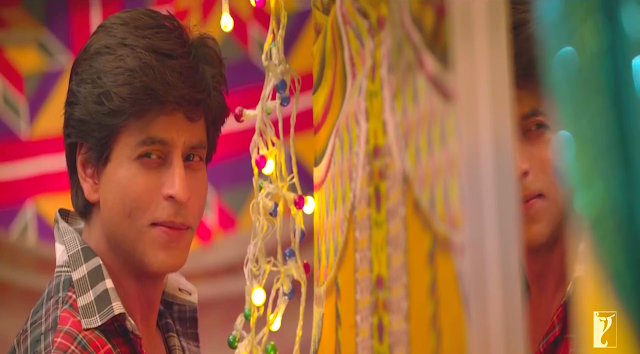 Fan (2016), Directed by Maneesh Sharma, SRK as Gaurav, Fan Movie Still
