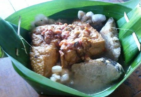Kuliner Pemalang - Kuliner Khas Kampung Itu Disebut Dengan Lembarang