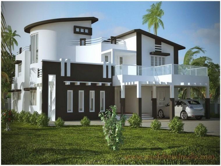 Desain Rumah Minimalis Warna Hitam Putih Desain Rumah Indonesia