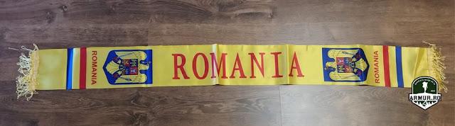 Esarfa Romania MARIME 15X 150CM fular