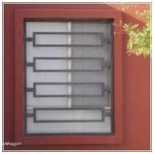 model kusen jendela kamar tidur kayu